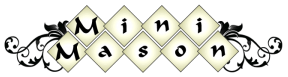 Mini Mason Mosaics