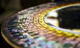 Infinite Rainbow Mirror - Mosaic Mirror