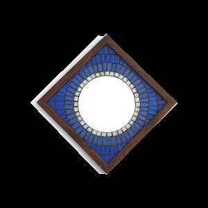 Big Brother Mosaic Mirror Blue 9x9