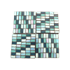 Chatai Maze Set of 4 Mosaic Coasters