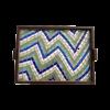 Dizzy Lizzy Mosaic Tray