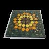 Sunflower Set of 4 Mosaic Coasters