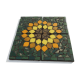 Sunflower Set of 4 Mosaic Coasters